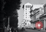 Image of City Center Havana Cuba, 1938, second 9 stock footage video 65675024202