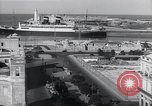 Image of Havana Harbor Havana Cuba, 1938, second 10 stock footage video 65675024207