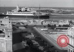 Image of Havana Harbor Havana Cuba, 1938, second 11 stock footage video 65675024207
