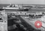 Image of Havana Harbor Havana Cuba, 1938, second 12 stock footage video 65675024207