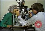 Image of Laser beam for eyes United States USA, 1985, second 8 stock footage video 65675024216