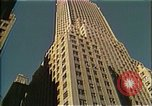 Image of Philanthropist Eugene Lang New York United States USA, 1985, second 8 stock footage video 65675024221