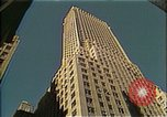Image of Philanthropist Eugene Lang New York United States USA, 1985, second 9 stock footage video 65675024221