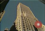 Image of Philanthropist Eugene Lang New York United States USA, 1985, second 10 stock footage video 65675024221