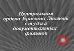 Image of New Soviet leadership Moscow Russia Soviet Union, 1953, second 11 stock footage video 65675024223