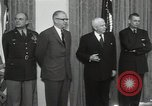 Image of Society of Remagen Bridge Washington DC USA, 1955, second 8 stock footage video 65675024225