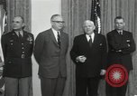 Image of Society of Remagen Bridge Washington DC USA, 1955, second 10 stock footage video 65675024225