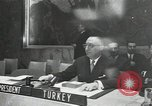 Image of UN Security Council New York United States USA, 1955, second 2 stock footage video 65675024227