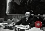 Image of UN Security Council New York United States USA, 1955, second 5 stock footage video 65675024227