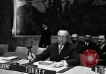 Image of UN Security Council New York United States USA, 1955, second 6 stock footage video 65675024227