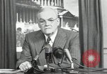 Image of Secretary of State John Foster Dulles United States USA, 1954, second 2 stock footage video 65675024232
