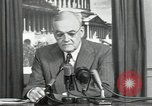 Image of Secretary of State John Foster Dulles United States USA, 1954, second 3 stock footage video 65675024232
