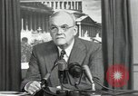 Image of Secretary of State John Foster Dulles United States USA, 1954, second 4 stock footage video 65675024232