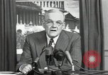 Image of Secretary of State John Foster Dulles United States USA, 1954, second 11 stock footage video 65675024232