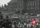 Image of Protestors Berlin West Germany, 1954, second 3 stock footage video 65675024236