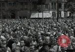 Image of Protestors Berlin West Germany, 1954, second 5 stock footage video 65675024236