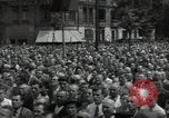 Image of Protestors Berlin West Germany, 1954, second 6 stock footage video 65675024236