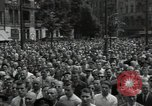 Image of Protestors Berlin West Germany, 1954, second 8 stock footage video 65675024236