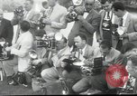Image of President and Mrs Eisenhower Washington DC USA, 1953, second 7 stock footage video 65675024247
