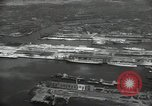 Image of French ships Idled Le Havre France, 1954, second 4 stock footage video 65675024248