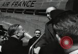 Image of Konrad Adenauer Paris France, 1954, second 6 stock footage video 65675024249