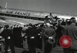 Image of Konrad Adenauer Paris France, 1954, second 10 stock footage video 65675024249