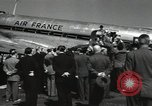 Image of Konrad Adenauer Paris France, 1954, second 11 stock footage video 65675024249