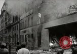 Image of Fire Rome Italy, 1947, second 9 stock footage video 65675024252
