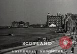 Image of Walker Cup Scotland United Kingdom Saint Andrews, 1947, second 2 stock footage video 65675024253