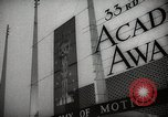 Image of 33rd Academy Awards Santa Monica California USA, 1961, second 12 stock footage video 65675024256