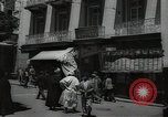 Image of Petit Soco or Little Souq in Tangier Medna Morocco North Africa, 1938, second 2 stock footage video 65675024264