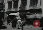 Image of Petit Soco or Little Souq in Tangier Medna Morocco North Africa, 1938, second 3 stock footage video 65675024264