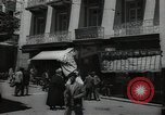 Image of Petit Soco or Little Souq in Tangier Medna Morocco North Africa, 1938, second 4 stock footage video 65675024264