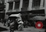 Image of Petit Soco or Little Souq in Tangier Medna Morocco North Africa, 1938, second 5 stock footage video 65675024264