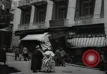 Image of Petit Soco or Little Souq in Tangier Medna Morocco North Africa, 1938, second 7 stock footage video 65675024264