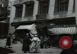 Image of Petit Soco or Little Souq in Tangier Medna Morocco North Africa, 1938, second 8 stock footage video 65675024264