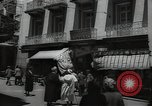Image of Petit Soco or Little Souq in Tangier Medna Morocco North Africa, 1938, second 9 stock footage video 65675024264