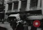 Image of Petit Soco or Little Souq in Tangier Medna Morocco North Africa, 1938, second 10 stock footage video 65675024264