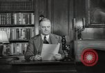 Image of Colonel William Joseph Donovan New York United States USA, 1941, second 3 stock footage video 65675024274