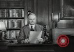Image of Colonel William Joseph Donovan New York United States USA, 1941, second 4 stock footage video 65675024274