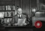 Image of Colonel William Joseph Donovan New York United States USA, 1941, second 6 stock footage video 65675024274