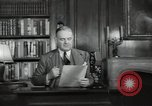Image of Colonel William Joseph Donovan New York United States USA, 1941, second 10 stock footage video 65675024274