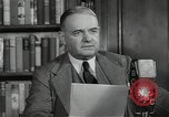 Image of Colonel William Joseph Donovan New York City USA, 1941, second 7 stock footage video 65675024275