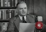 Image of Colonel William Joseph Donovan New York City USA, 1941, second 11 stock footage video 65675024275