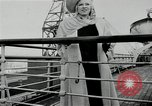 Image of Mae West South Hampton England, 1941, second 7 stock footage video 65675024279