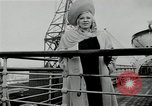 Image of Mae West South Hampton England, 1941, second 8 stock footage video 65675024279