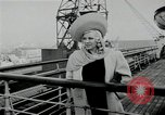 Image of Mae West South Hampton England, 1941, second 10 stock footage video 65675024279