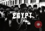 Image of King Farouk I Cairo Egypt, 1946, second 3 stock footage video 65675024293