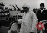 Image of Mohammed V France, 1950, second 7 stock footage video 65675024295