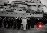 Image of Mohammed V France, 1950, second 12 stock footage video 65675024295
